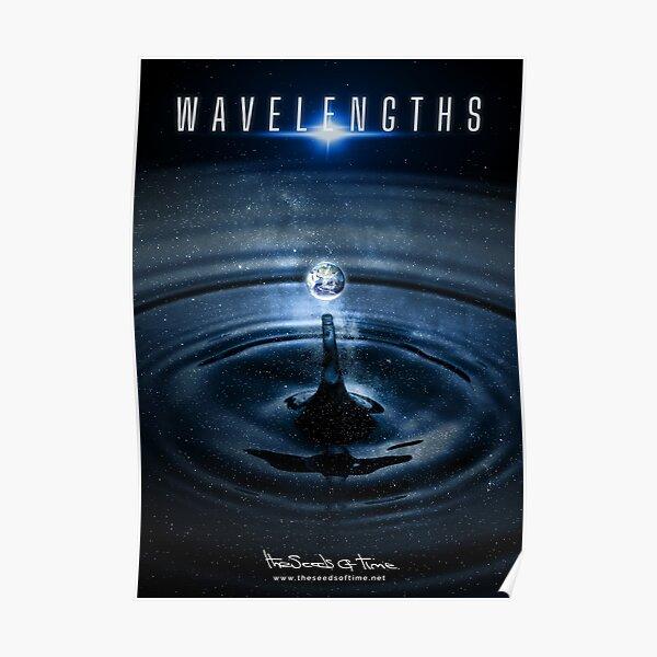 Wavelengths, Pt. 2 Poster