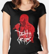 MC RIDE Women's Fitted Scoop T-Shirt