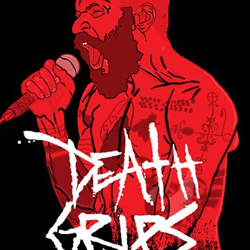 Death Grips by MetroidRhyme