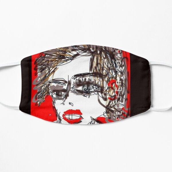 Punk Rock Girl Small Mask