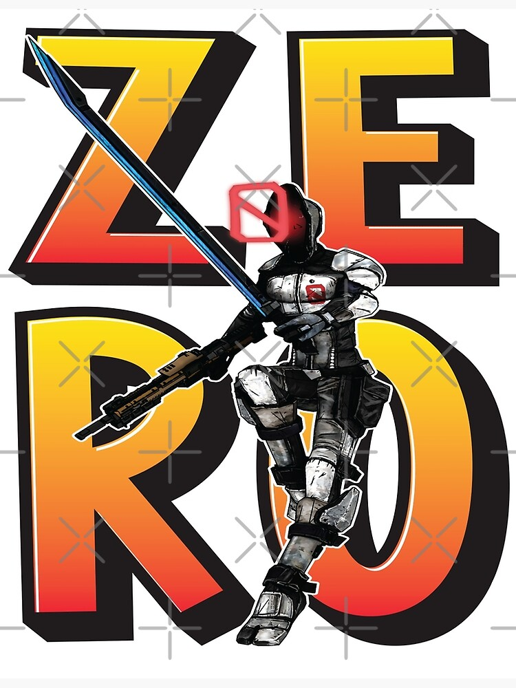 Zer0 The Assassin Borderlands by ProjectX23
