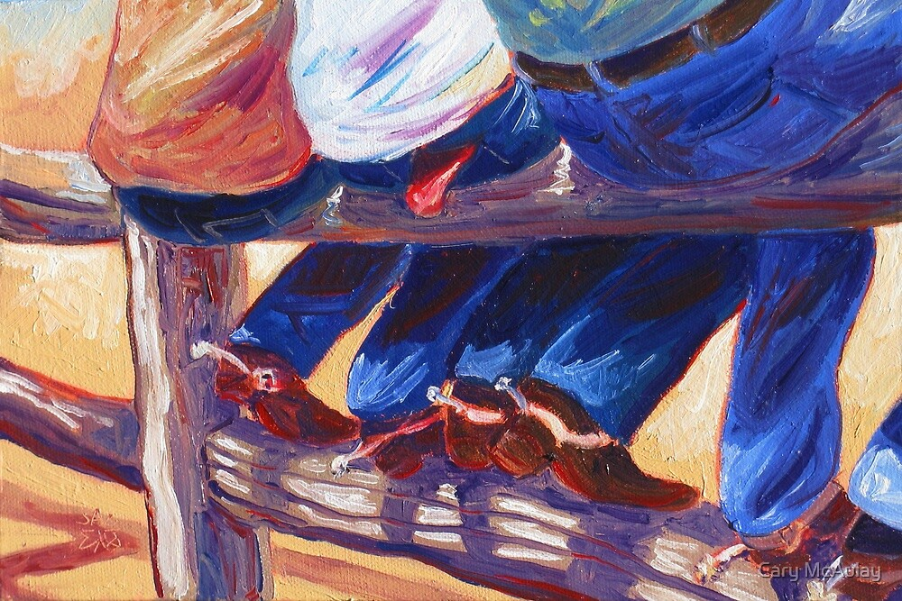 BOOTS by Cary McAulay