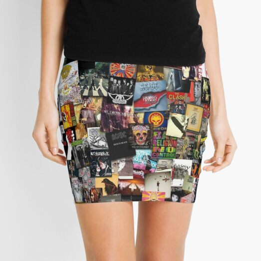 In One Place Mini Skirt