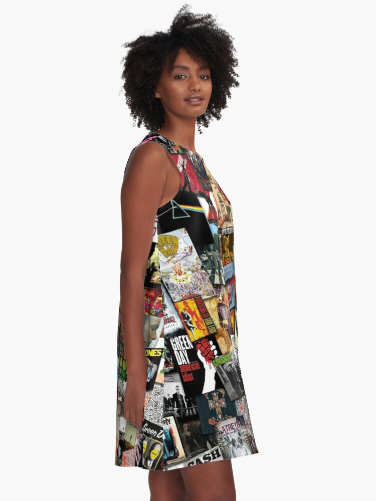 Alternate view of In One Place A-Line Dress