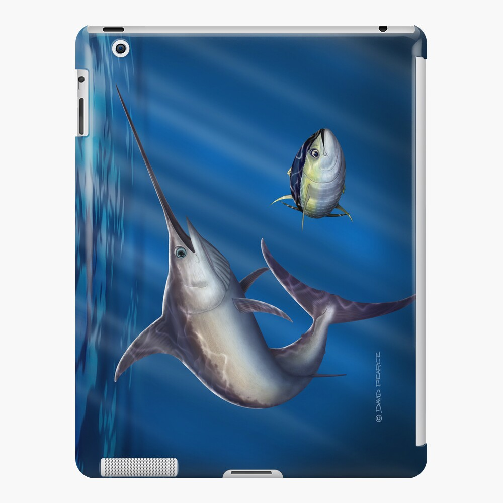 Moonlight Sword iPad Snap Case