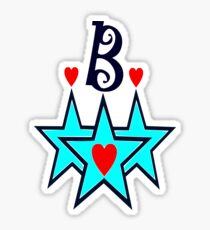 ۞»★Initial B Fantabulous Clothing & Stickers★«۞ Sticker
