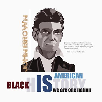 Black History Month: John Brown by vjewell