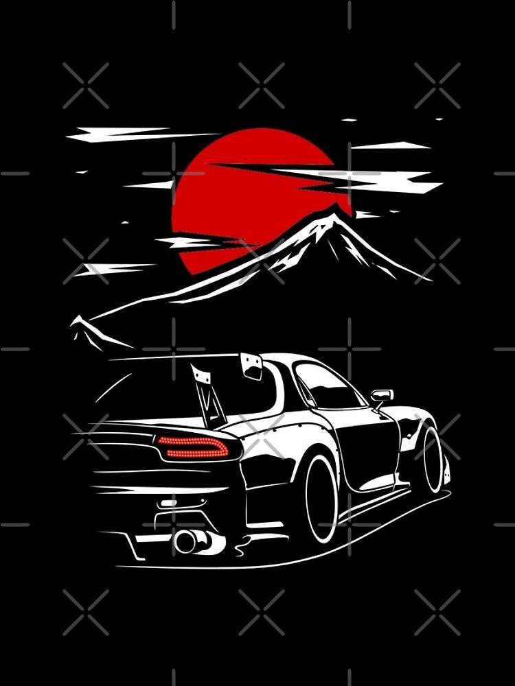 Mazda RX7   Haruna by w1gger