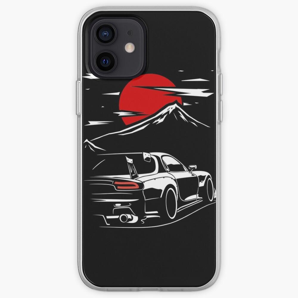 Mazda RX7   Haruna iPhone Case & Cover