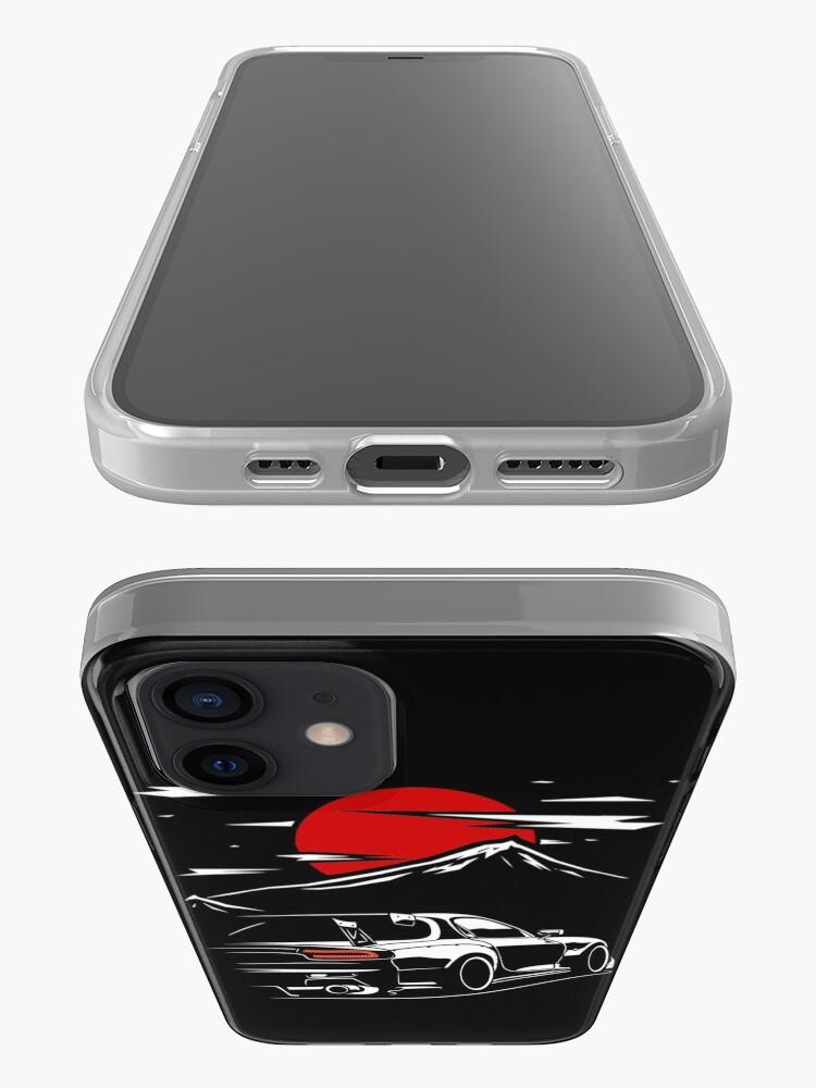 Alternate view of Mazda RX7   Haruna iPhone Case & Cover