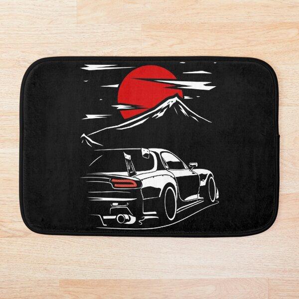 Mazda RX7   Haruna Bath Mat