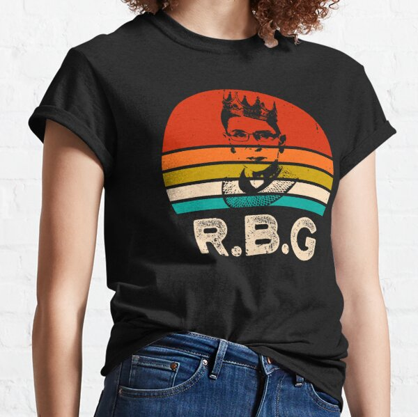 Vintage Notorious RBG Ruth Bader Classic T-Shirt