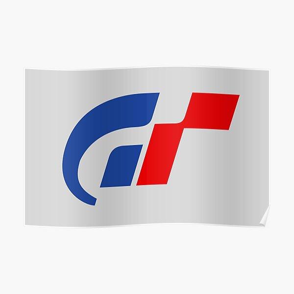 Gran Turismo Logo Poster
