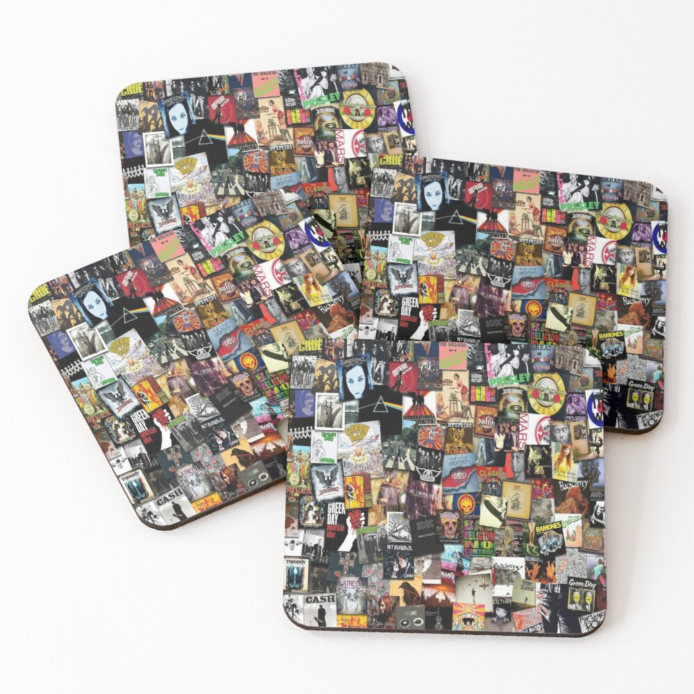 In One Place Coasters (Set of 4)