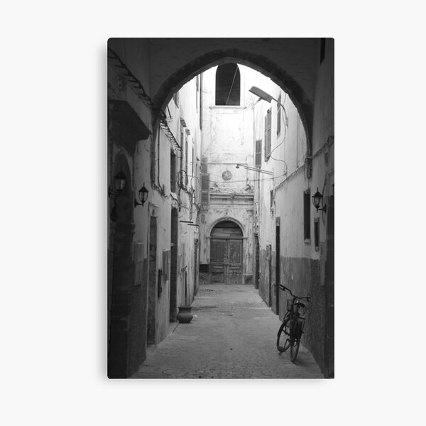 Marrakesh Alley Canvas Print