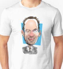 Portrait of Tom Hanks T-Shirt