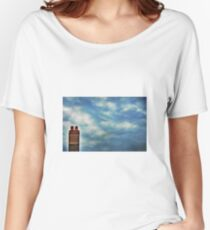 High Above The Chimney Top Women's Relaxed Fit T-Shirt