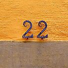Number 22 by mikeosbornphoto