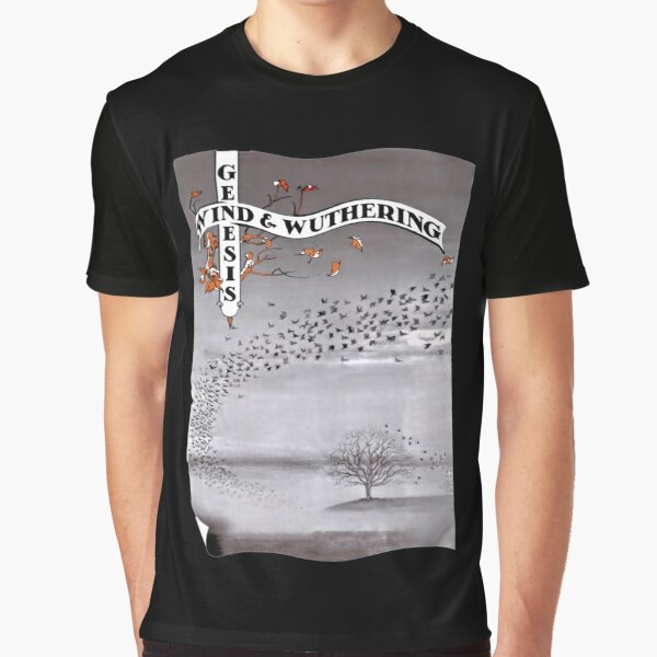 Wind and Wuthering Graphic T-Shirt