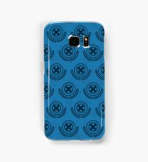 School For Gifted Youngsters - Blue Samsung Galaxy Case/Skin