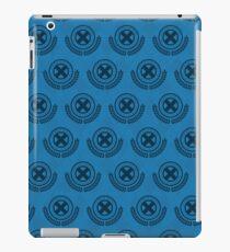 School For Gifted Youngsters - Blue iPad Case/Skin