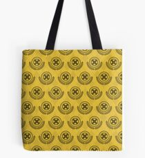 School For Gifted Youngsters - Yellow Tote Bag