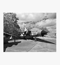 Panavia Tornado aircraft Photographic Print