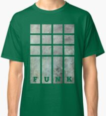 Funky Funk Graphic Tee Classic T-Shirt