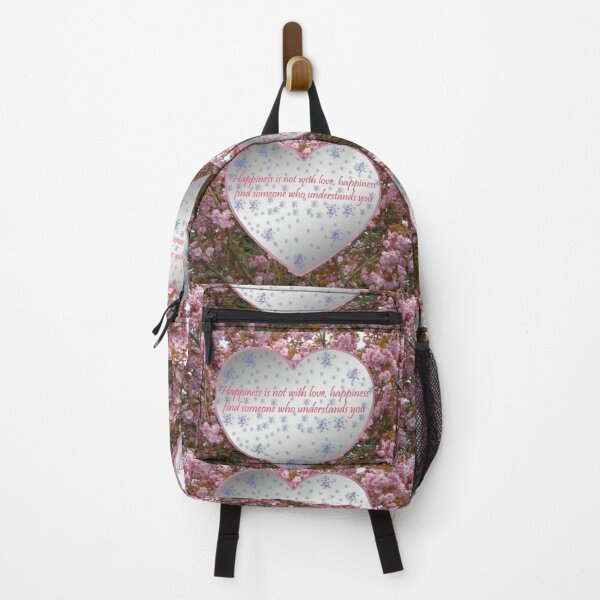 my small heart Backpack