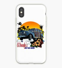 Ford Woody iPhone Case