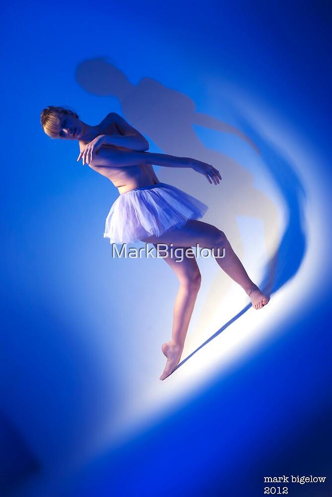 Joceline Brook- Hamilton - Blue by MarkBigelow