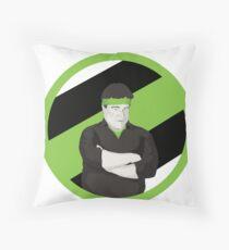 The Goodman Throw Pillow