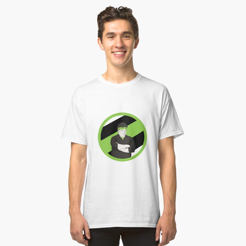 The Goodman Classic T-Shirt Front