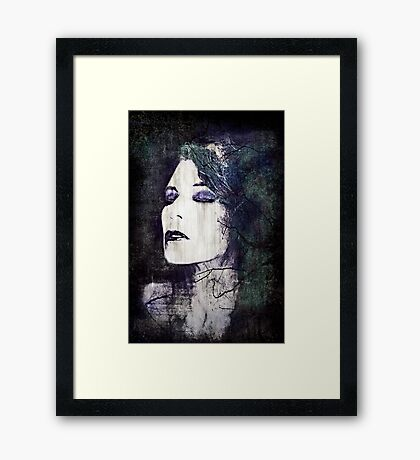 Ages of Delirium Framed Print