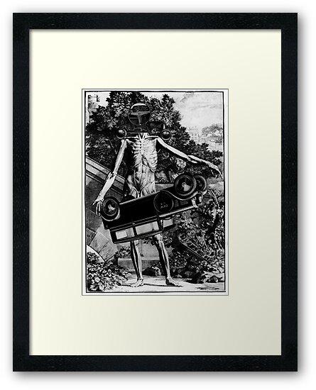 Car Thief 3. by Andy Nawroski