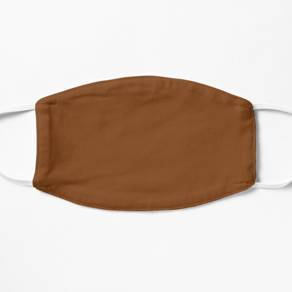 Leather Brown Mask