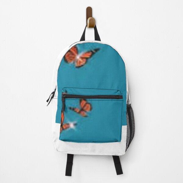 Butterfly design bling bling Backpack