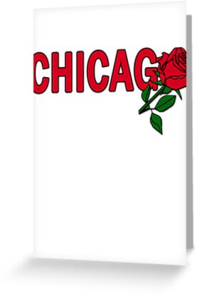 Chicago Rose│Red by JoeIbraham