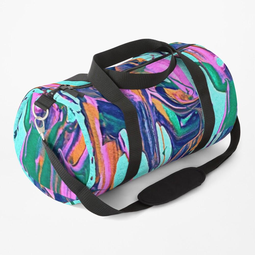 Abstract 12131 Duffle Bag