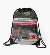 Tobacco Drawstring Bag