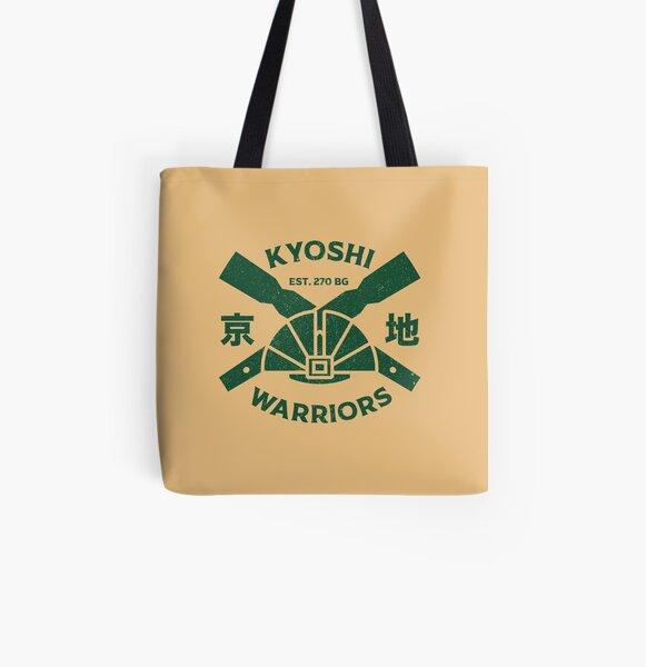 Kyoshi Warriors All Over Print Tote Bag