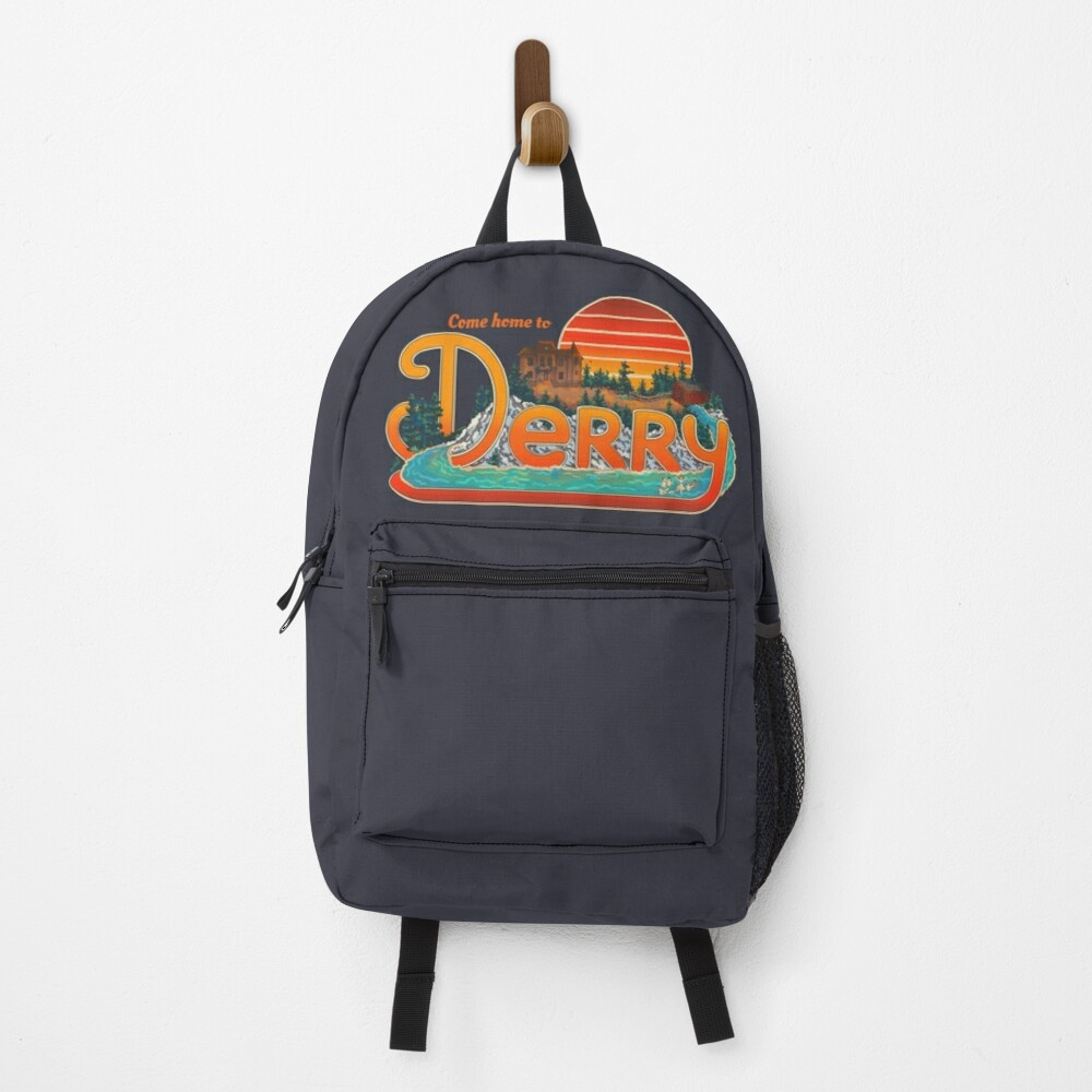 Come Home To Derry Backpack