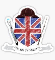 Fandom University  Sticker