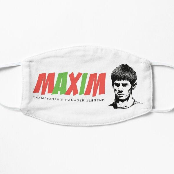 The Maxim-um Goal Machine Flat Mask