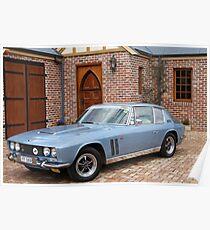 1969 Jensen FF - All Wheel Drive Poster