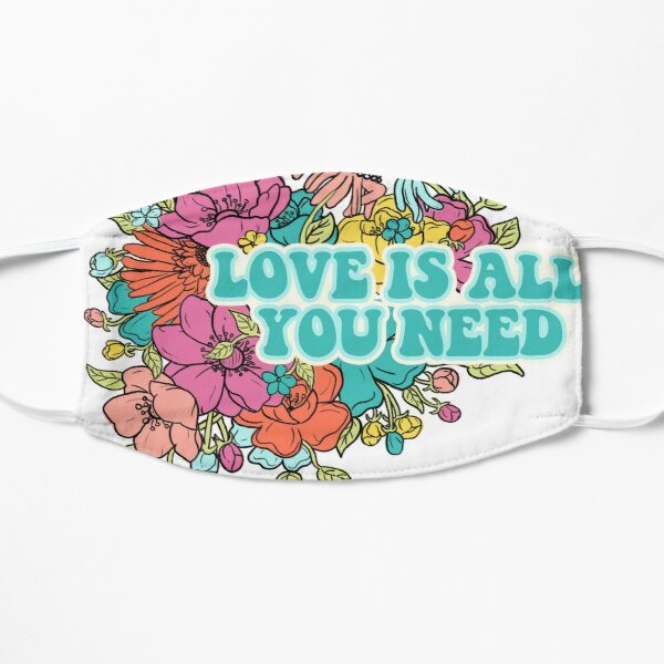 Love is all you need Mask