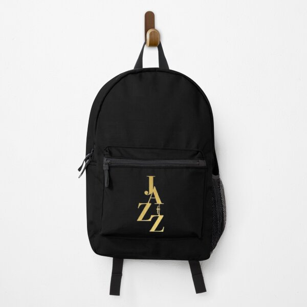 Jazz lovers musician gifts  Backpack