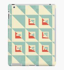 Twenty 13 iPad Case/Skin
