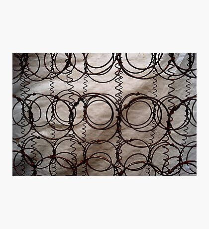 Rusty Springs Photographic Print