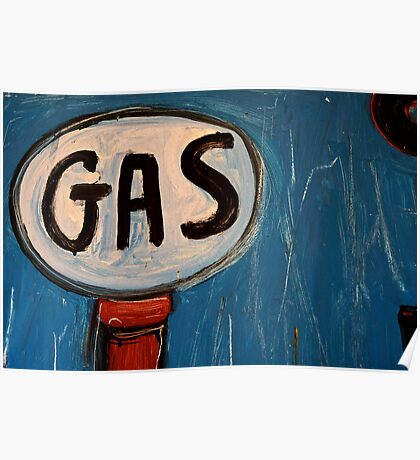 It's a Gas! Poster